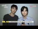 170922 `I Can Speak` Movie VIP Premiere Promo-Video @ EXO's Sehun, Suho