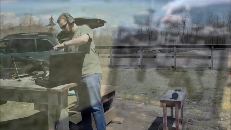 Дипломат-пулемет HK для оперативников и телохранителей или Дипломат оперативника с MP5K внутри