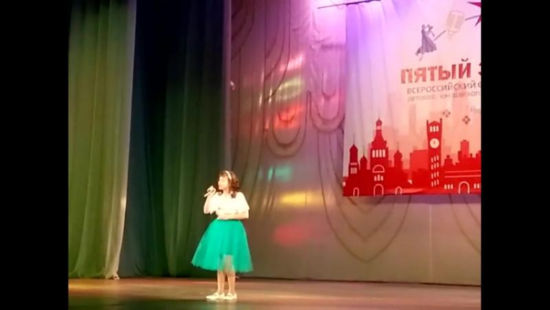 Алина Кутюкова