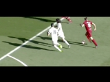 Stevie G vs Real Madrid Legends. Just watch....