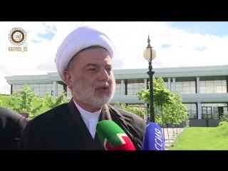 В Грозном открылось III-е заседание Группы стратегического видения «Россия - исламский мир»