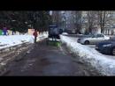 Прибирання тротуарів фастів зима тротуари благоустрій