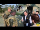 Делегация Госдепартамента США при поддержке американских военных грубо нарушила государственную границу Донецкой Республики