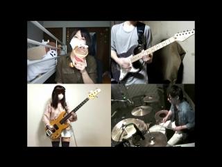 [hd]uchouten kazoku 2 ed [moon river ] band cover