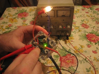 Термооптимизированный реле регулятор на 24В