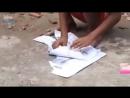 До слёз! Очень трогательное видео! про Бедность
