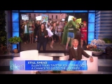 The Ellen DeGeneres Show Full Episode Season 14 2017.02.08. Jesse Tyler Ferguson, James Corden, Panic! At The Disco