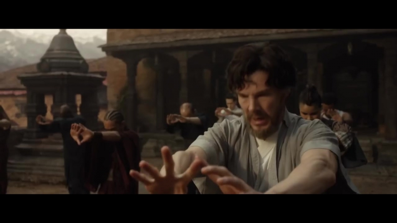 Доктор Стрэндж - Русский Трейлер 3 (2016) [HD, 720p]