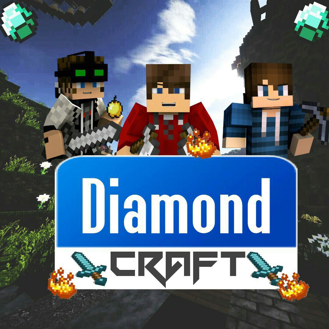 Сервер Diamond Craft