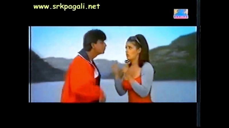 Съемки фильма Baadshah Бадшах часть 3 1999 Shah Rukh Khan Шахрукх Кхан с русскими субтитрами