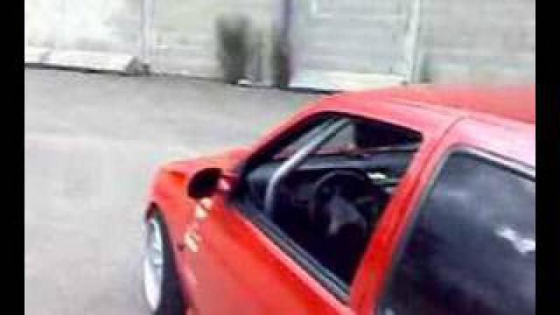 Escort RS2000 Bimmi video