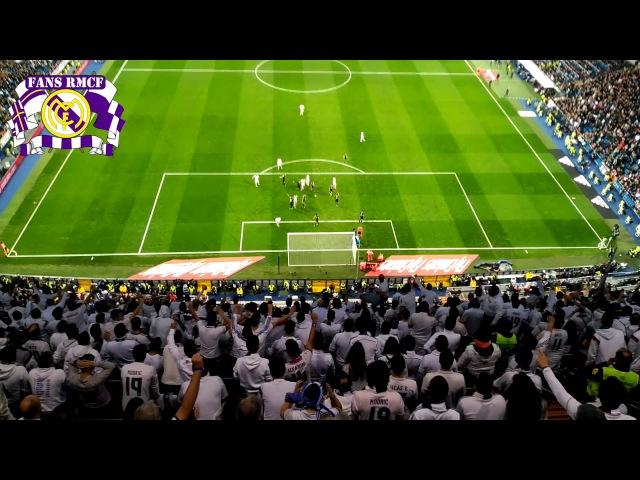 FANS RMCF - Y Sergio Ramos marca un gol... (Real Madrid - Deportivo)