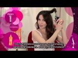 Наталья Орейро учит языку волос