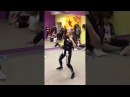 ELAINZ DANCE STUDIO - Аня Климешина VS Женя Федотова
