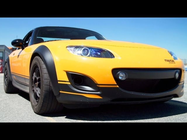Mazda Super20: The Purest Miata? Ignition Ep. 74