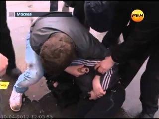 REN-TV о борьбе с наркоторговлей в Москве
