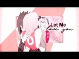 Mep - Sakura and Sasuke