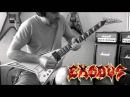 Exodus - The Atrocity Exhibition Guitar Cover