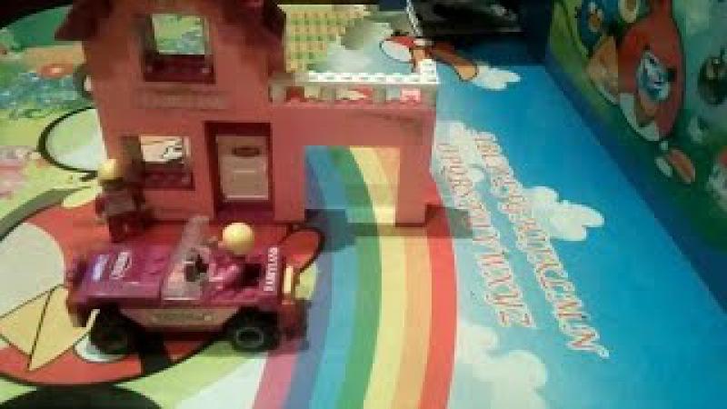 Набор для девочек Страна Чудес № 24406 (Лего обзоры)