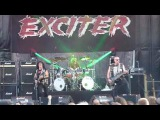 EXCITER Heavy Metal Maniac Live 2016 Fall of Summer