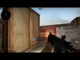 Falcon VS Bro. AIM MAP #2