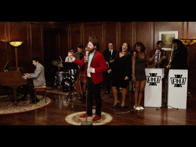 What Is Love - Vintage Animal House Isley Brothers - Style Cover ft. Casey Abrams