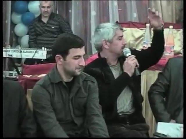 Məşədibaba Qəzəl və Mahnı Ahuzar İçində 2010