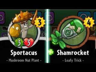 Plants vs Zombies Heroes - Sportacus and Shamrocket   Sportacus Gameplay