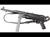 Самый узнаваемый пистолет - пулемёт Вермахта. Оружие Второй мировой. Секретный полигон.