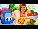 РЕЦЕПТ ОМЛЕТА в микроволновке 🍳 Видео для детей. Готовим Вместе с Машей #Капуки ...