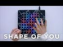Ed Sheeran - Shape Of You (Ellis Remix) // Launchpad Cover