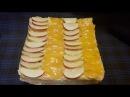 Торт ТРОПИКАНКА Рецепт ОЧЕНЬ вкусного торта ТОРТ на ЗАВАРНОМ тесте Торт рецепт C
