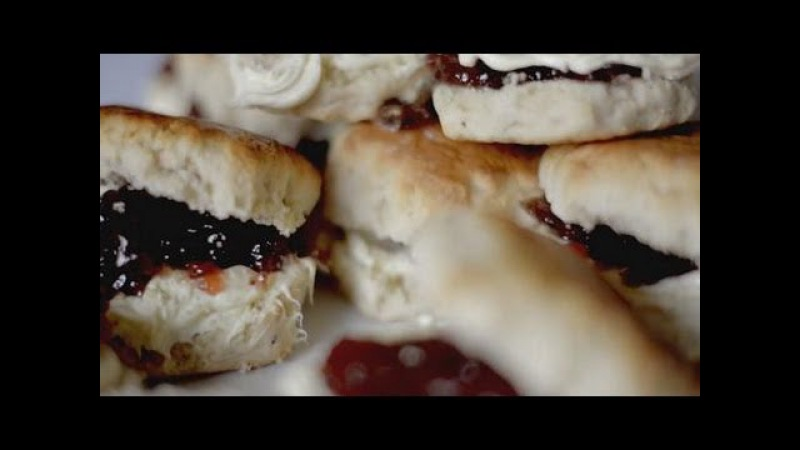DUBSTEP SCONES | Look what you made Dave do with Cookiebreed