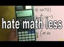 Casio FX 991 EX classwiz calculator tutorial perfect for algebra FE exam EIT exam