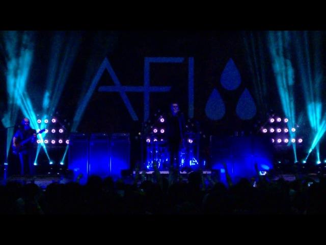 AFI - 37mm (The Blood Tour 2017, ATL)