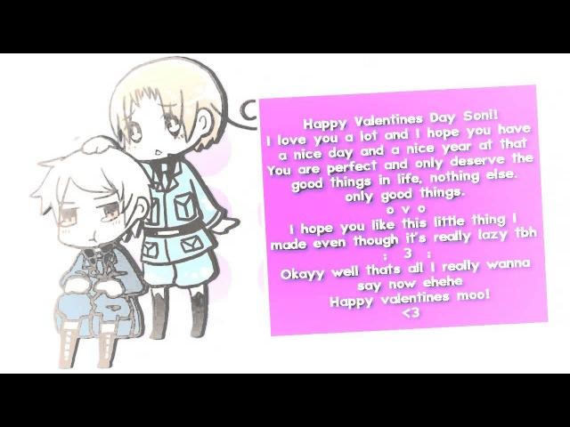 [APH] PruIta || Girls Boys Girls (Dedication~!)