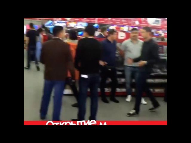 Вид изнутри. Новый магазин Fora в Актобе 08.06.17