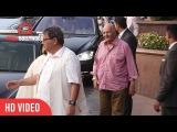 Prem Chopra And Subhash Ghai At Aishwariya Rai Father Krishnaraj Rai Prayer Meet