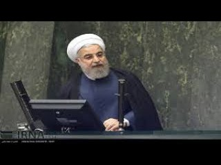 Iran's president makes speech ahead of lawmakers' vote of confidence to cabinet