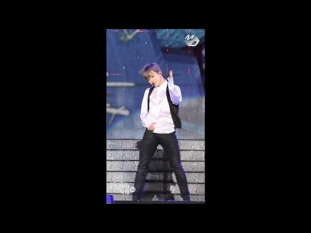 [MPD직캠] 방탄소년단 지민 직캠 '21세기 소녀(21st Century Girls)' (JI MIN FanCam) | @MCOUNTDOWN_2016.10.27
