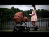 детская коляска TRIDO Тридо фирмы TuTek Тутэк