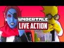 Undertale Live action - Undyne x Alphys - Fishy Love