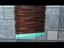 ТРУБОЧКА ДЛЯ ПЛЕТЕНИЯ ИЗ ПЛАСТИКОВЫХ БУТЫЛОК straw plaiting