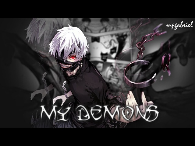 ⇛Amv⇚ ↭Anime Mix↭ ↱My Demons↲ ♕AniWar♕