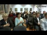 Александр Салогуб хамит и выражается на Общественной Палате