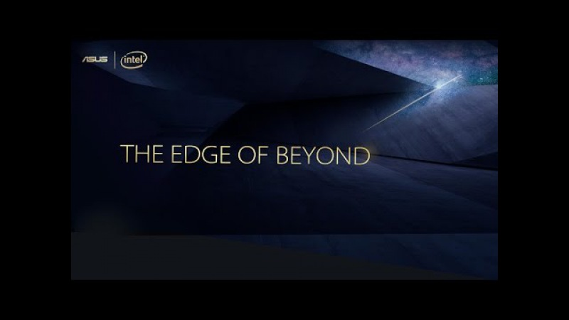 The Edge of Beyond - Computex 2017 Press Event ASUS