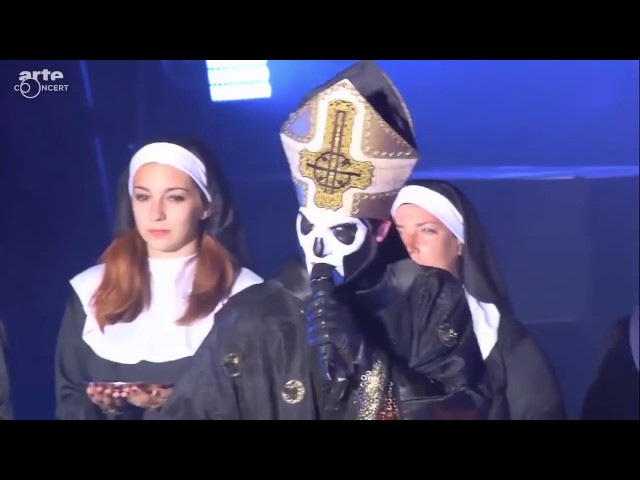 Ghost Live Hellfest 2016 Full Show