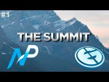 NP vs EG #1 | The Summit 6 Dota 2