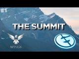 Wings vs EG #1 | The Summit 6 Dota 2