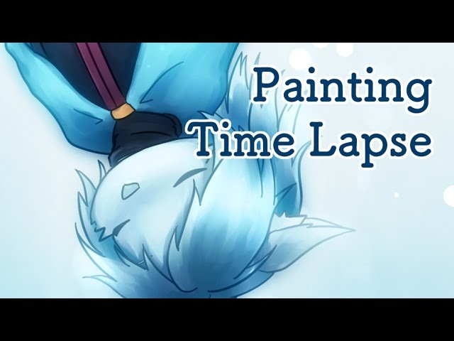 Dust:AET Painting [Time Lapse]